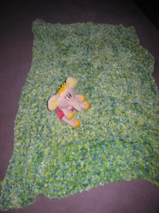 Blanket 2 for Mandela Day